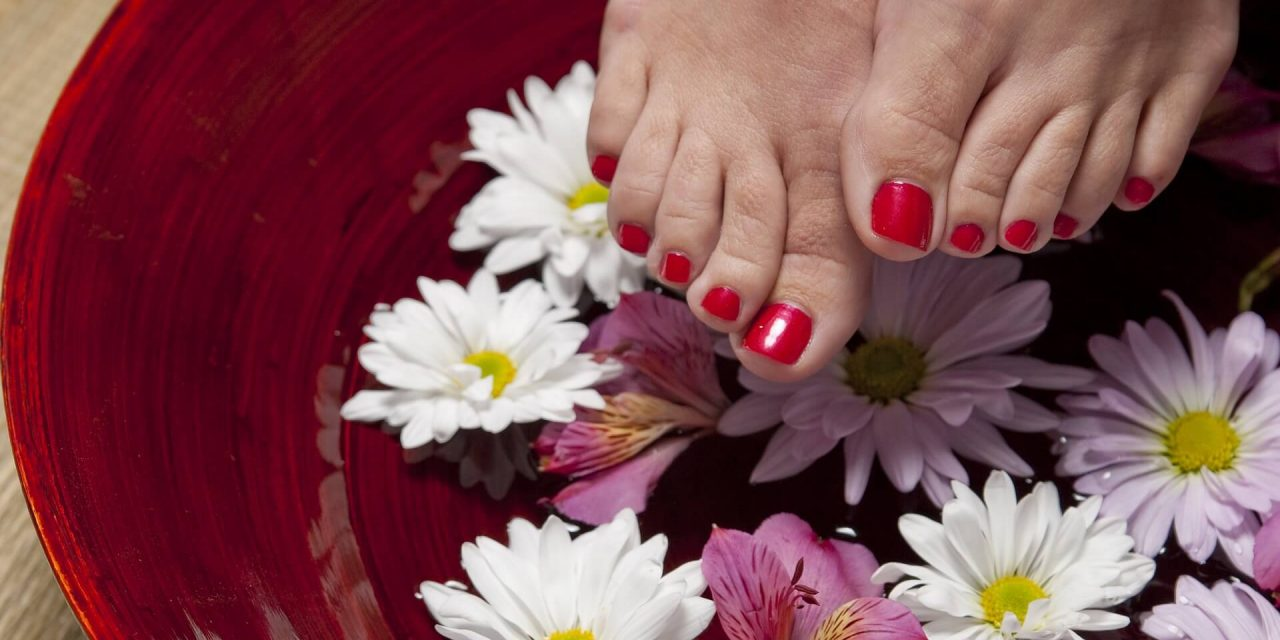 Level Up Your Home Pampering Game with a Paraffin Wax Treatment
