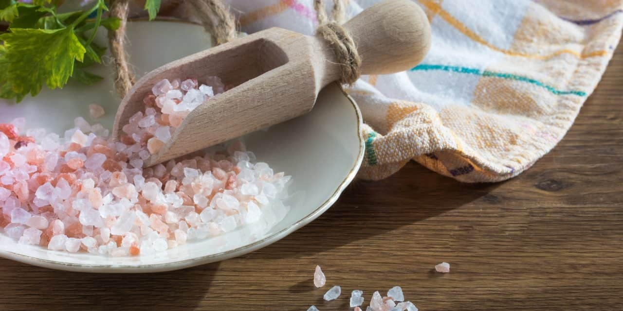 What are the benefits of Himalayan Salt Scrubs? What do they do?