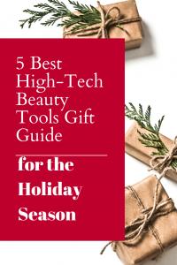 high tech beauty tools