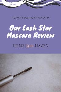 lash star mascara review