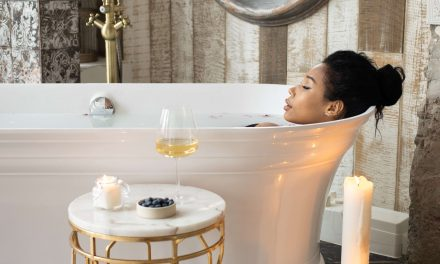 Why YOU need a luxury bath pillow in your life!